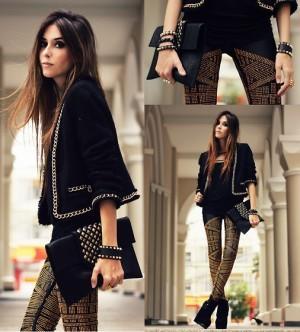 Look Flavia Desgranges