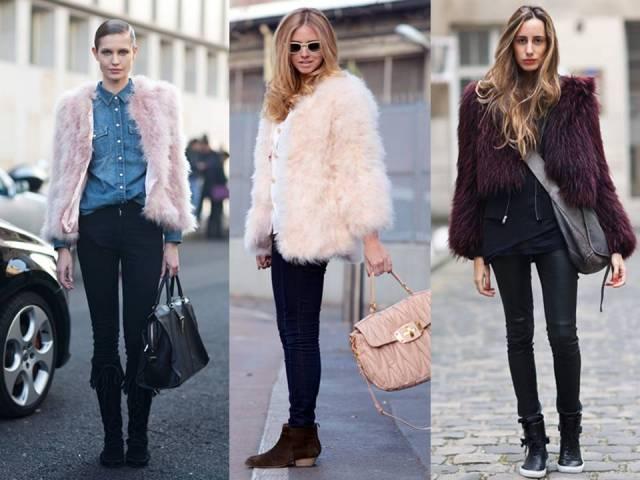 casaco e coletes