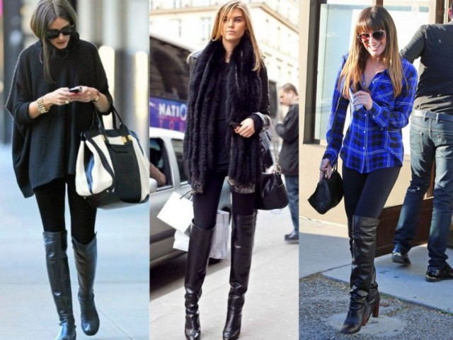 Look-bota-Over-the-Knee-com-calça-legging